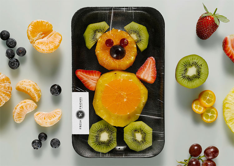 2126 FreshnFriends: Fruit Figures