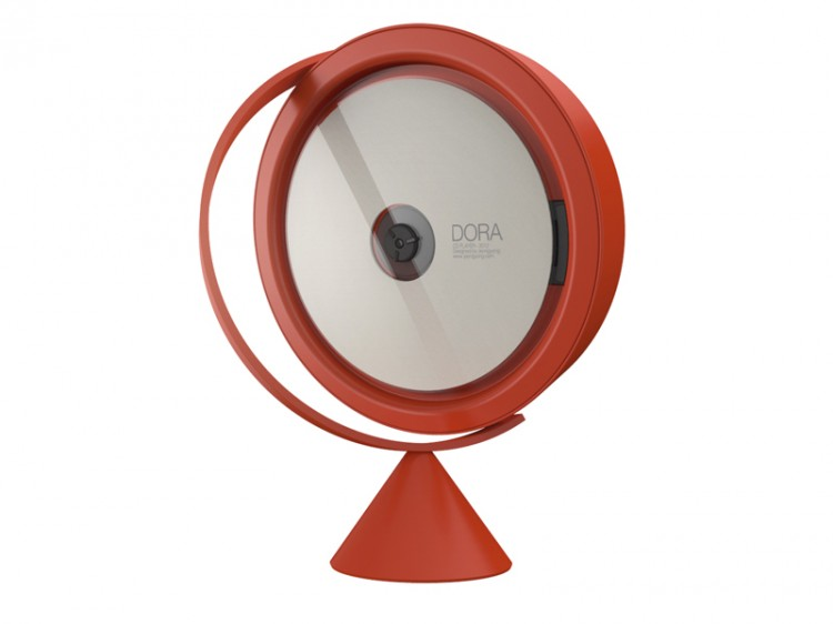 3 3 750x562 Dora CD, a curious and clever design to play music