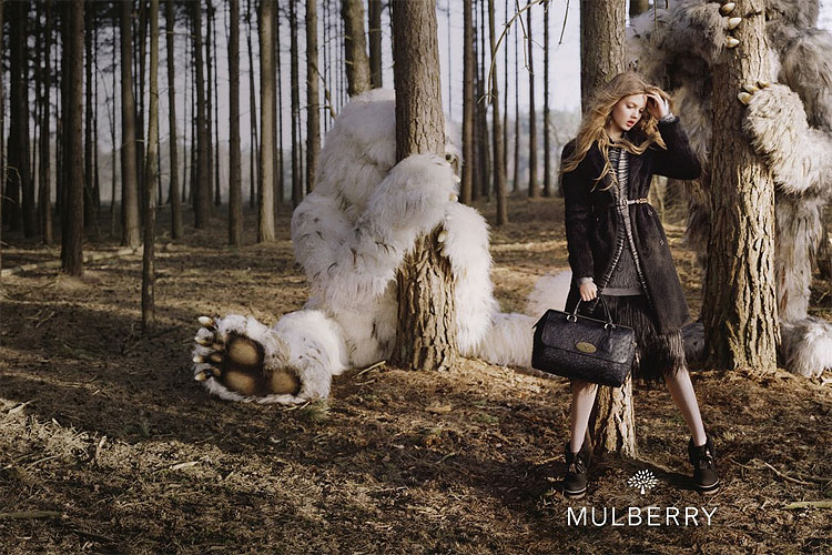 370 Mulberrys Advertising Campaign, Fall 2012