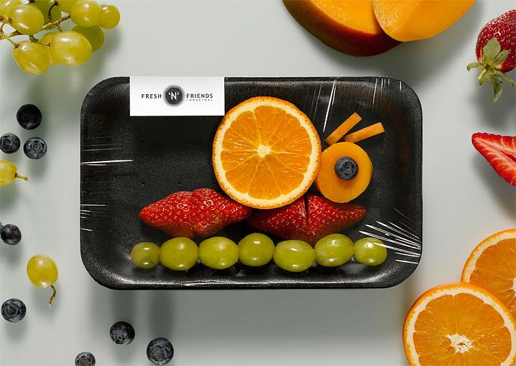 384 FreshnFriends: Fruit Figures