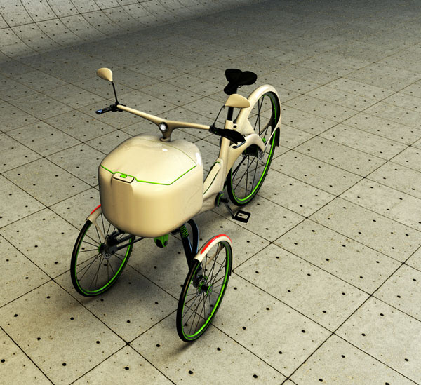 420 Kaylad 2.0 Electric Tricycle