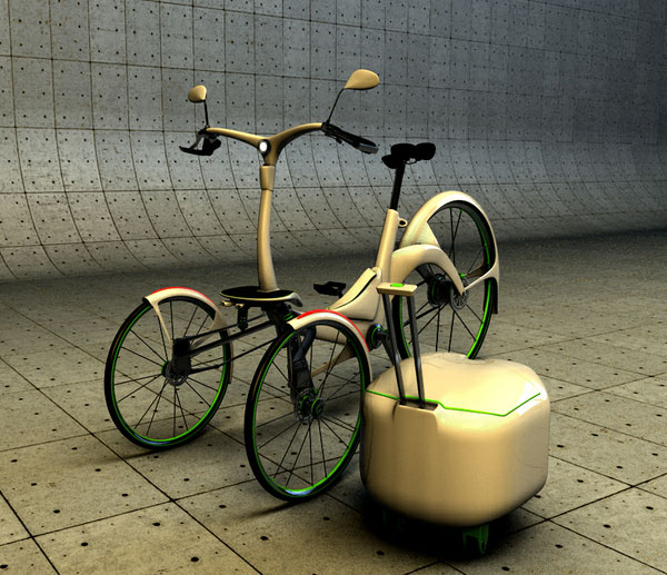 521 Kaylad 2.0 Electric Tricycle