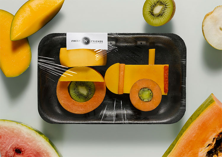 561 FreshnFriends: Fruit Figures