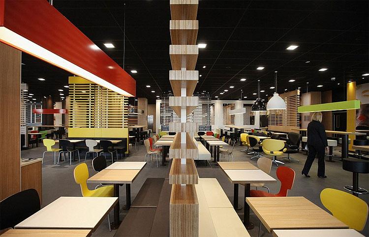 Saída 661 Worlds Biggest McDonald para Abrir em Londres