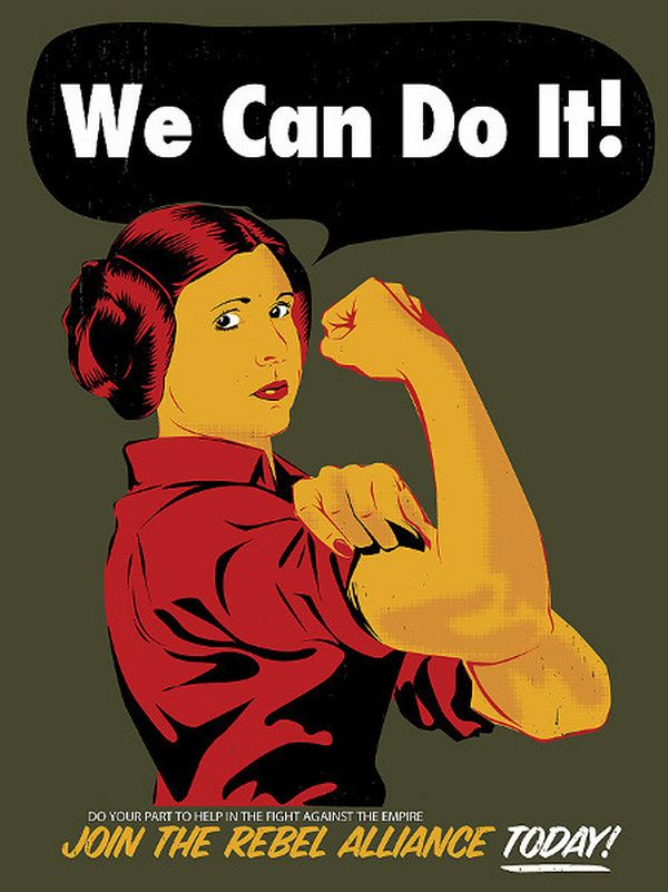 We Can Do It - Rebel Alliance