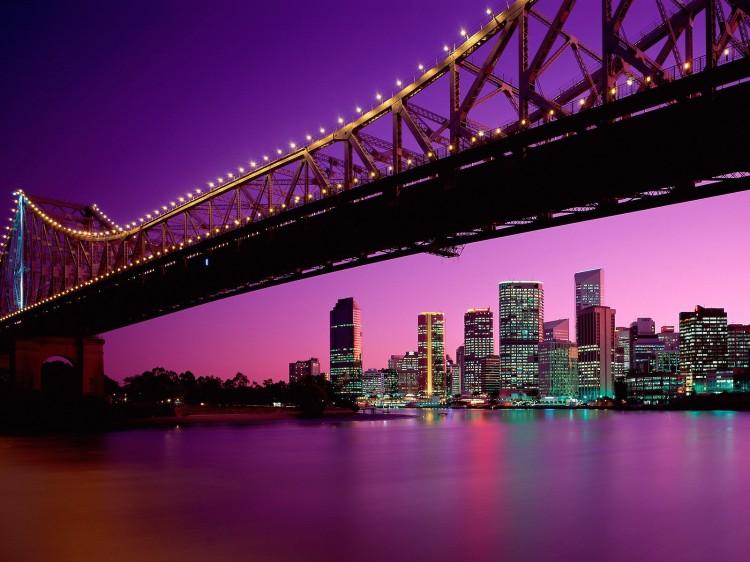 Brisbane Queensland Australia 750x562 Beautiful Australia Photos