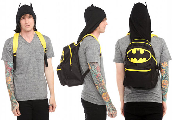 Holy Batbackpack Holy Batman backpack