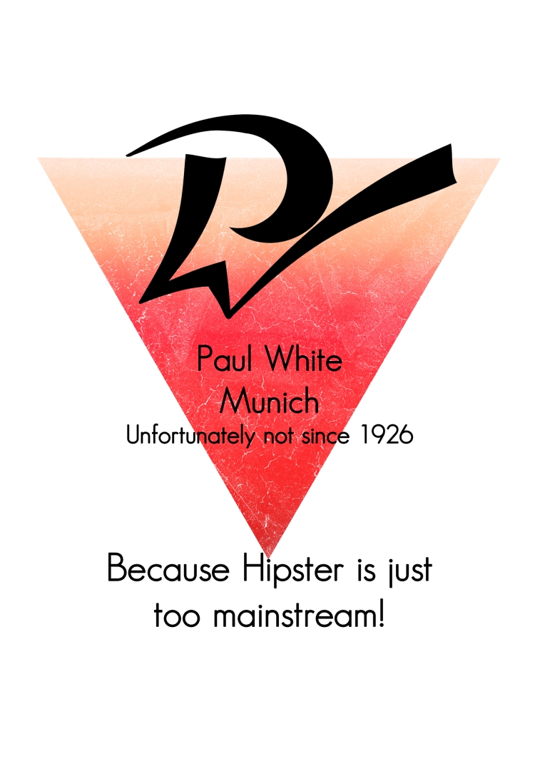 Logo Main 750x1095 PaulWhite   Fashion | Because Hipster is meanwhile just too mainstream!