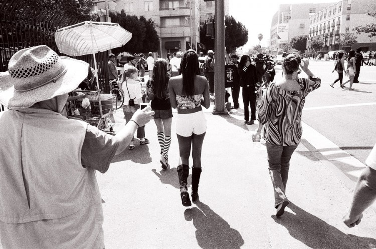 Los Angeles by Darren Ankenman for Global Yodel 1 750x497 MICHAEL JACKSON MEMORIAL   Los Angeles, California