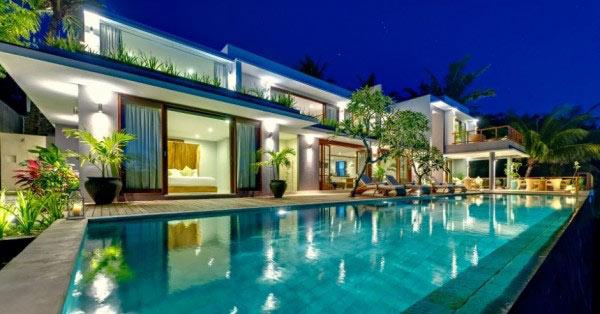 Malimbu Cliff Villa 2 Breathtaking Views from a Luxury Villa In Indonesia