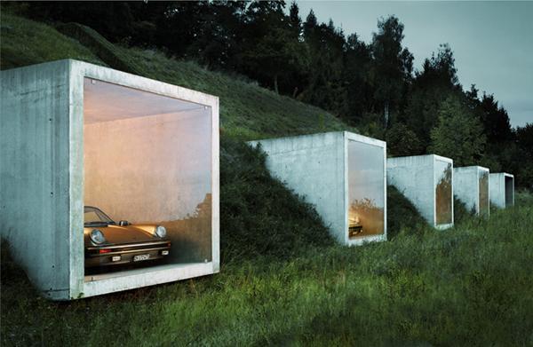 Mountain Parking Garage Enpundit 1 The Best Garage Ever – Parking Inside A Mountain