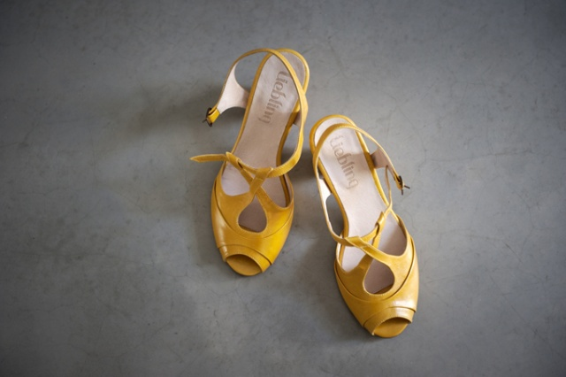 Nura Yellow Top web Liebling Shoes