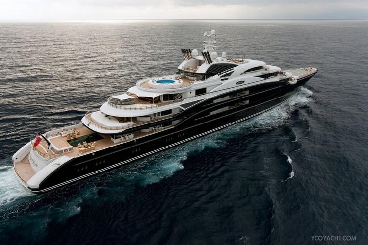 SERENE 4 Serene Luxury Yacht