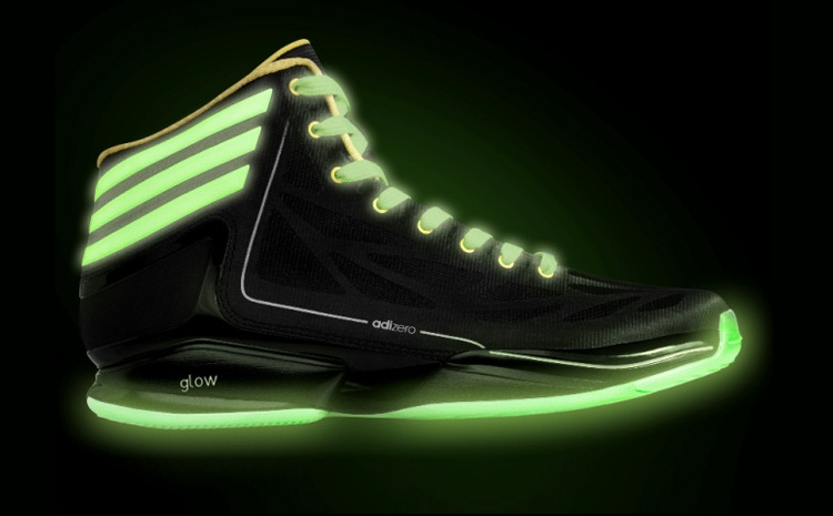 adidas crazy light glow didas Crazy Light 2 – Glow in the Dark