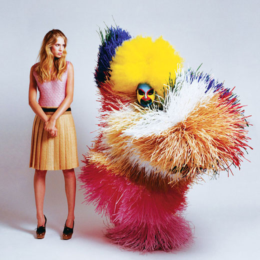 creature couture ted sabarese nick cave sculpture 1 Creature Couture by Ted Sabarese & Nick Cave