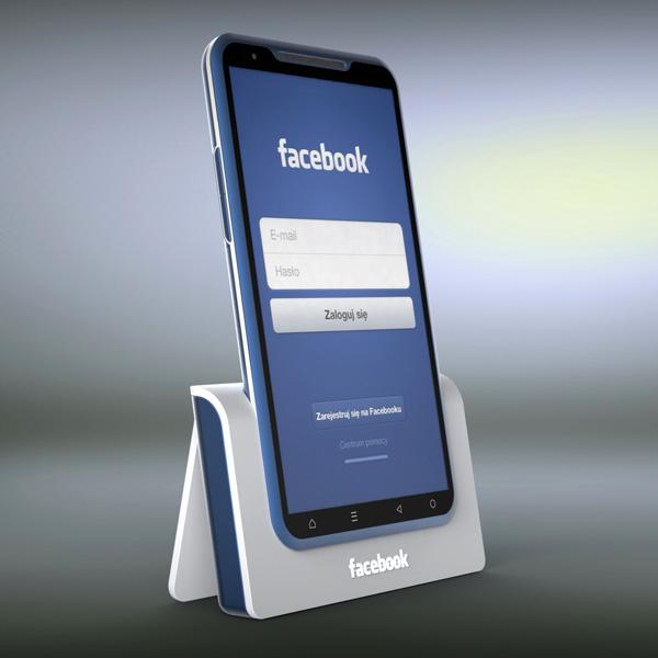 Facebook Phone Concept