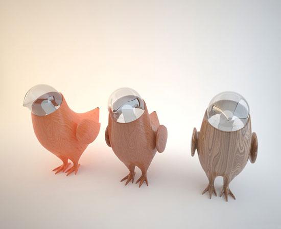 fajno 0 Marina's birds by Fajno
