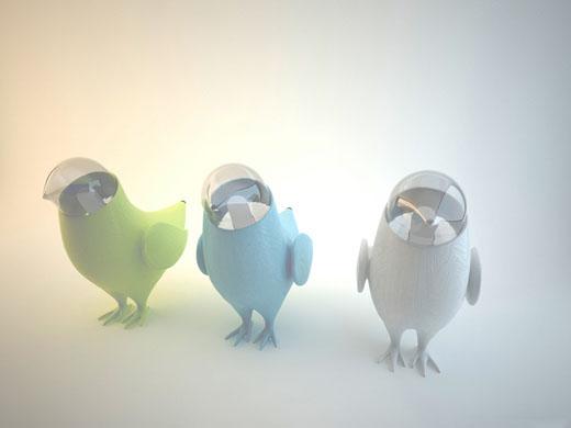 fajno 2 Marina's birds by Fajno