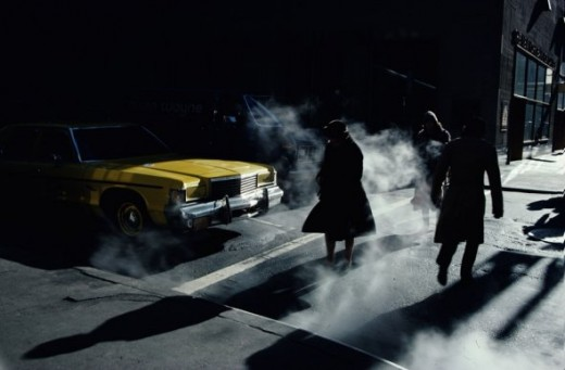 i1a255 NEW YORK CITY BY ERNST HAAS (1960s)