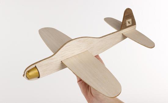 jeremymurier plane Nespresso Plane by Jeremy Murier
