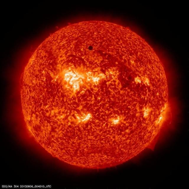 nasavenustransit 02 NASA Transit of Venus 2012   Best Photos plus Clip