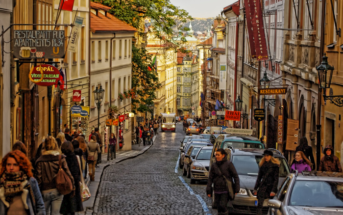 prague 49 Street Photography from Prague