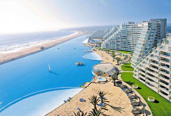 worlds largest swimming pool enpundit 3 World's Largest Swimming Pool At Over 1,000 Meters Long