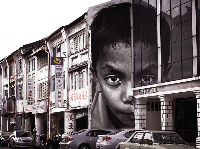 1147 Best Street Art Masterpieces for July 2012