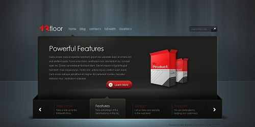 13floor Best WordPress Themes Created by ElegantThemes
