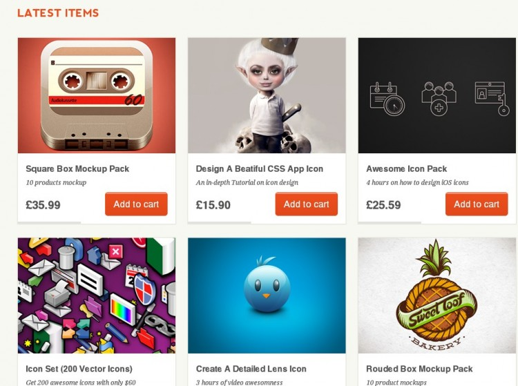 189 750x559 A Collection Of Recently Released Premium WordPress Themes [July 2012]