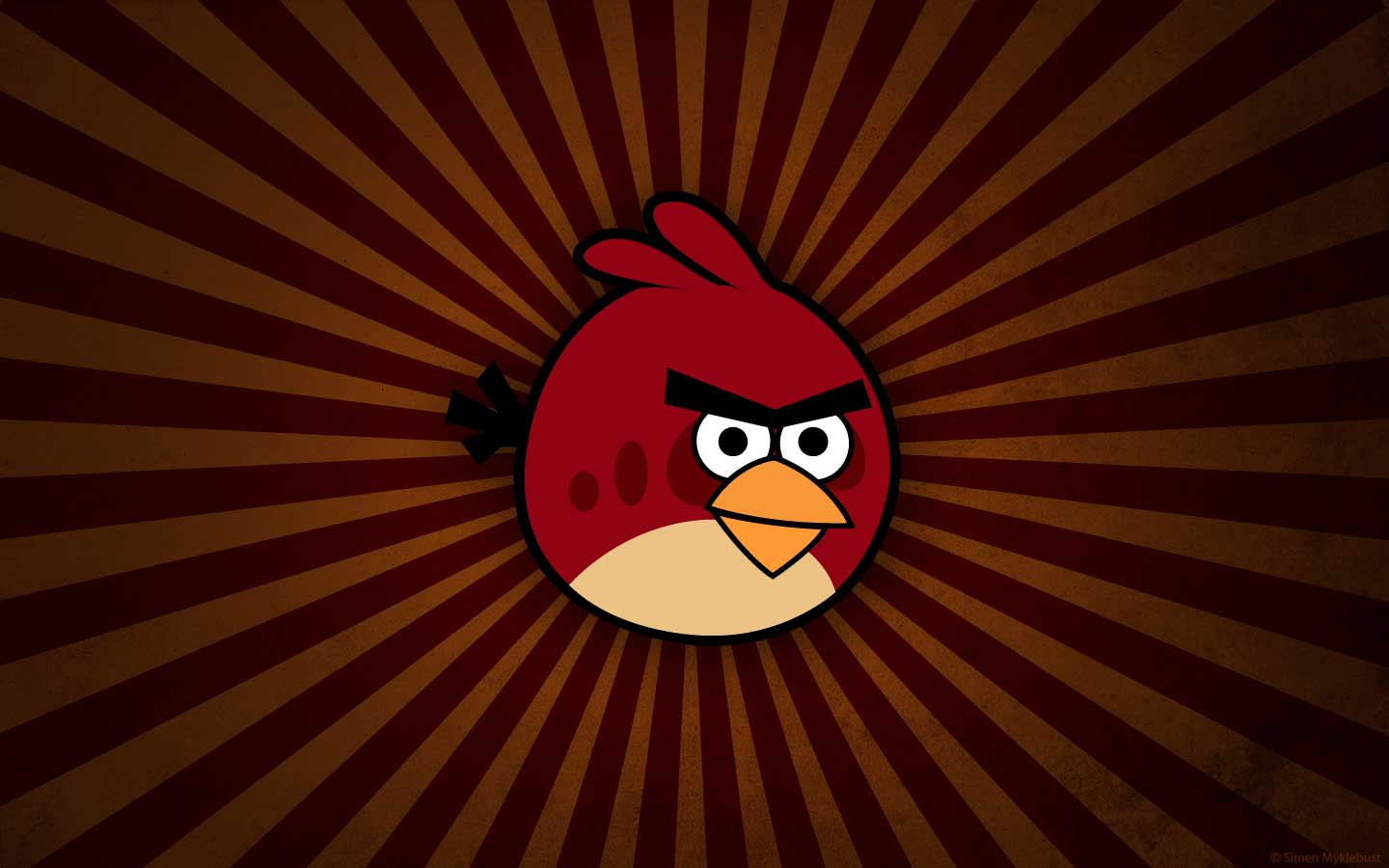 208AngryBirdsWallpapers 1 40+ Angry Birds Wallpapers HD to Customize Your Desktop/PC