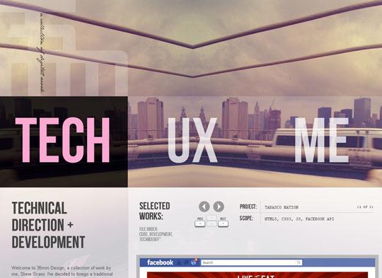 5.css websites3 Weekly Web Design Inspiration #84