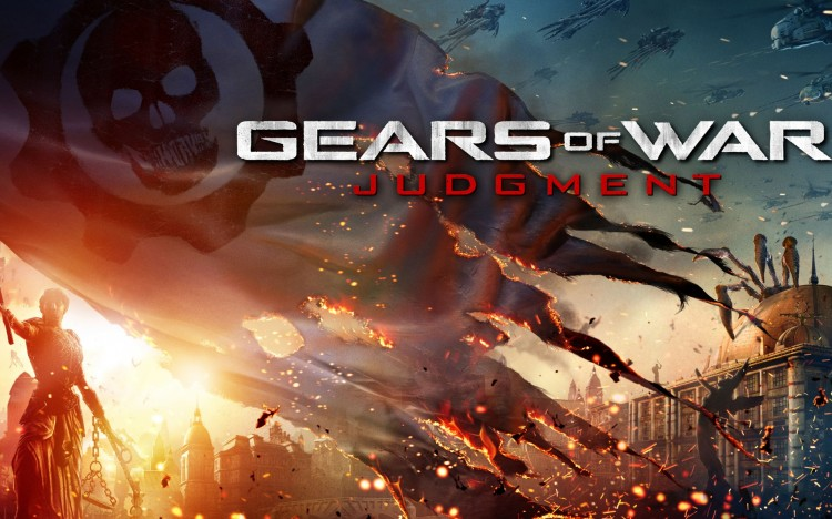 Gears of War Judgment Wallpaper 750x468 35 Latest HD Game Wallpapers For Download