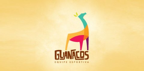 Guanacos by Henrique 30 Beautiful Logo Inspired By Animals