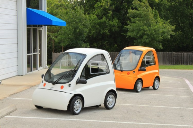 The Kenguru wheelchair electric car 01 750x499 The Kenguru drive from wheelchair electric car
