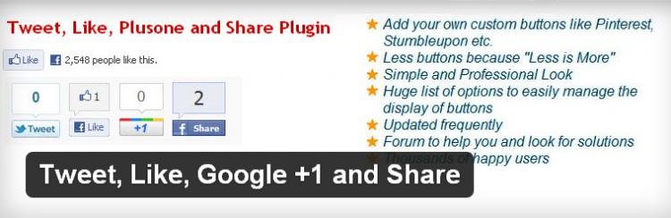 WordPress Plugins 750x244 12 WordPress Sharing Plugins