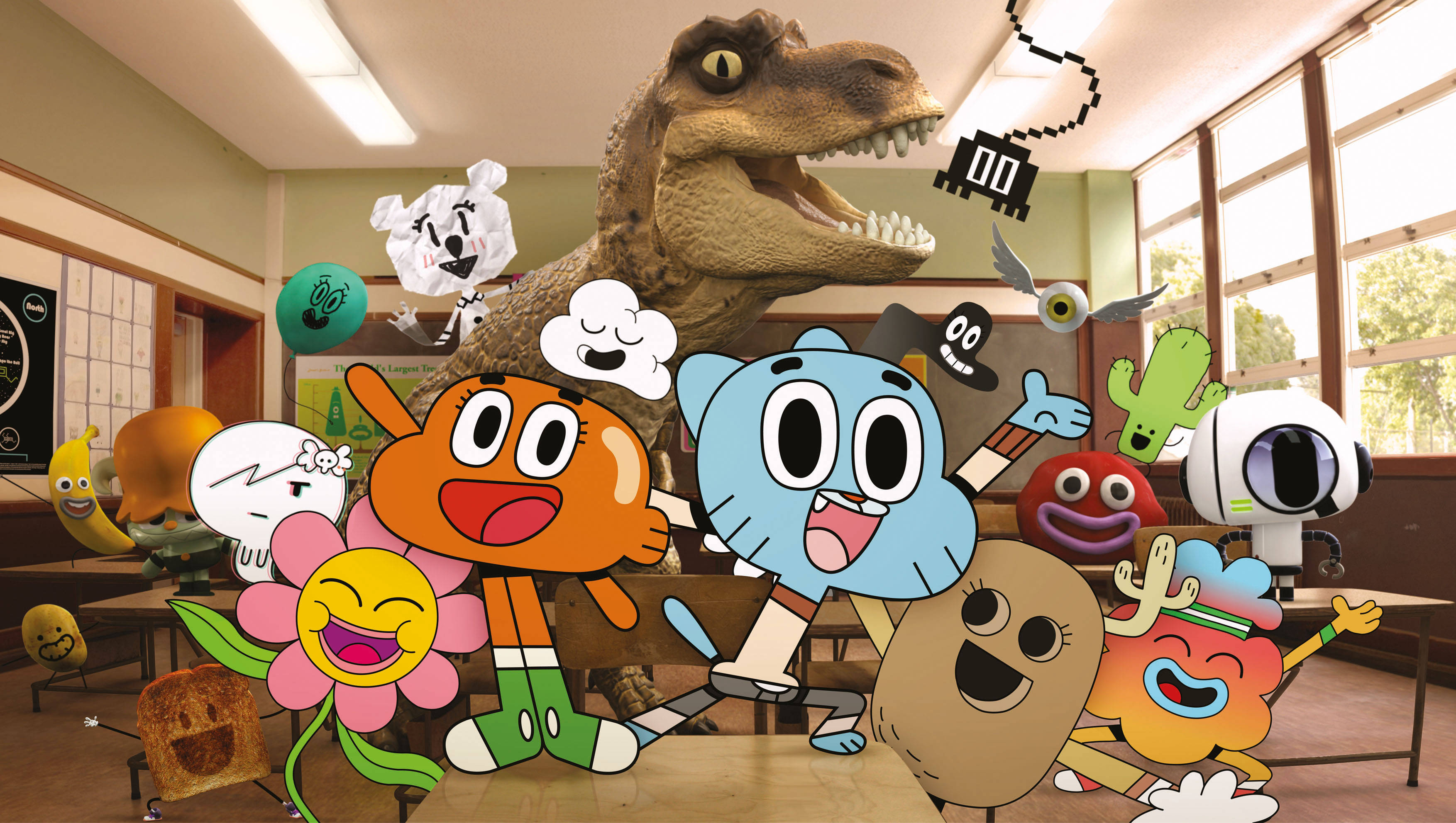 http://designyoutrust.com/wp-content/uploads/2012/07/amazing-world-of-gumball-characters.jpg