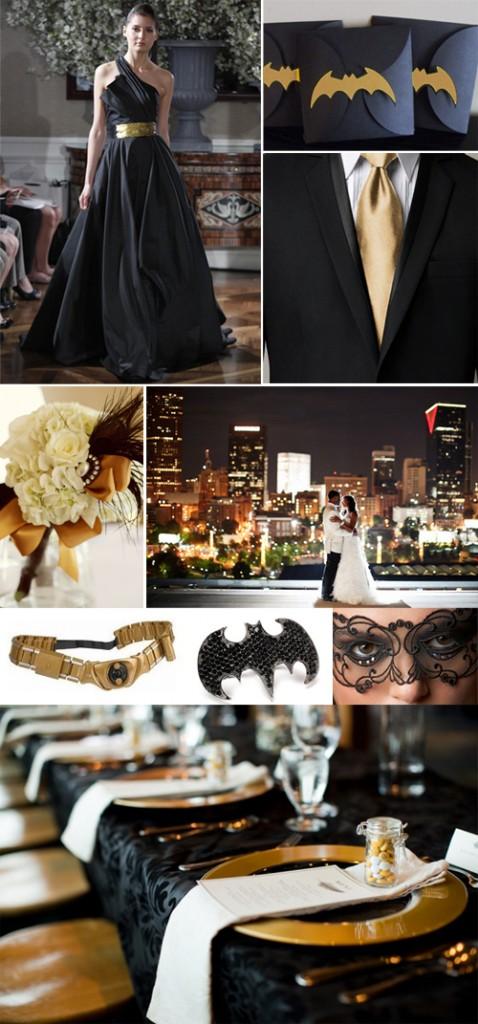 batmanCatwomanWedding 478x1024 A Batman Themed Wedding