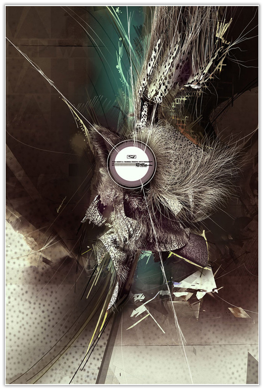creativeartwork 14 Artistic Artworks By Kai Isselhorst