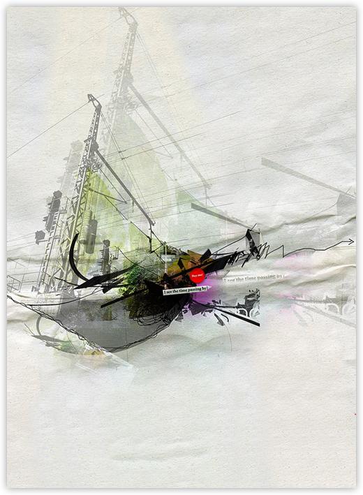 creativeartwork 15 Artistic Artworks By Kai Isselhorst