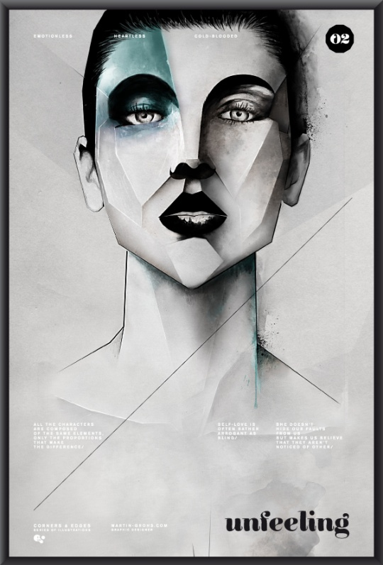 cruz 1a1 Amazing Art by Martin Grohs