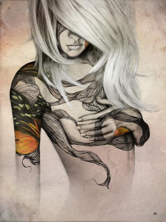 cruz 1c1 Amazing Art by Martin Grohs
