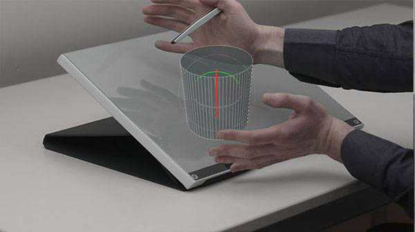 ETOS Drawing Board Redefines How Designers Work