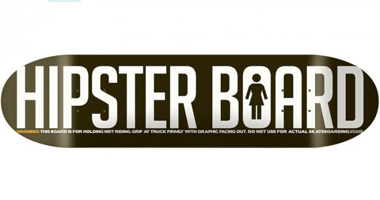 girl hipster board 02 750x394 Girl Hipser Board Deck