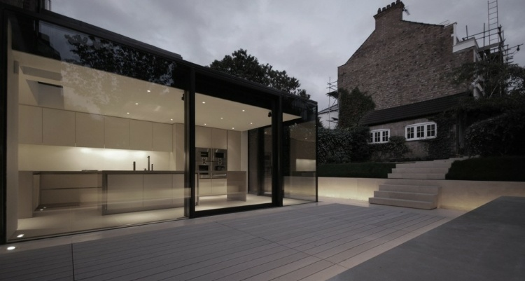 home 211 Rear House Extension by LBMV Architects