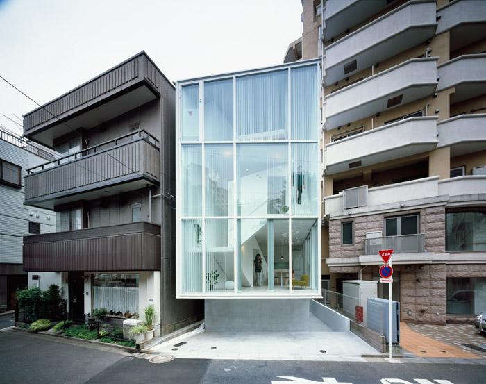 leibal housespiral takaynagi 2 Life in Spyaral by Hideaki Takayanagi