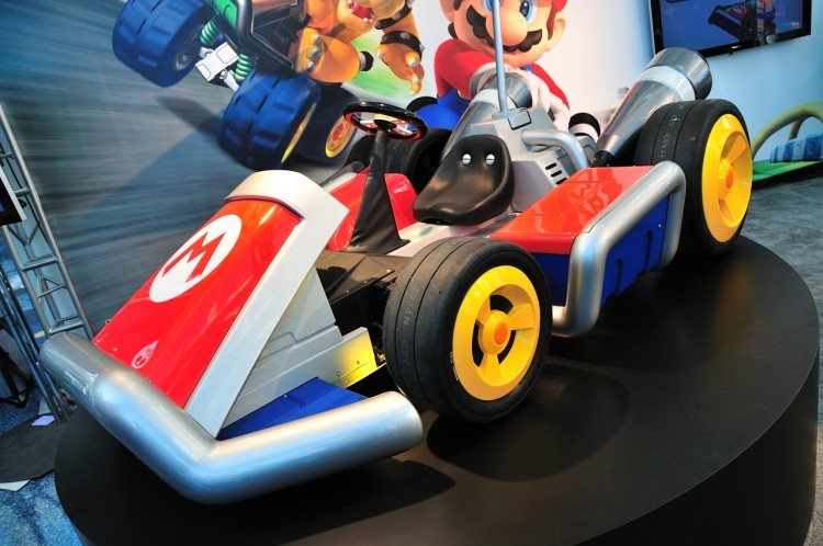 mario kart real life sized 750x498 Best Video Game Cars In Real Life