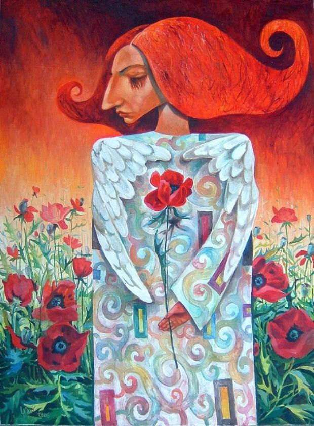 paint 1 Amazing Paintings by Laimonas Smergelis