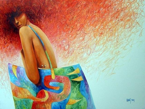 paint 2 Amazing Paintings by Laimonas Smergelis