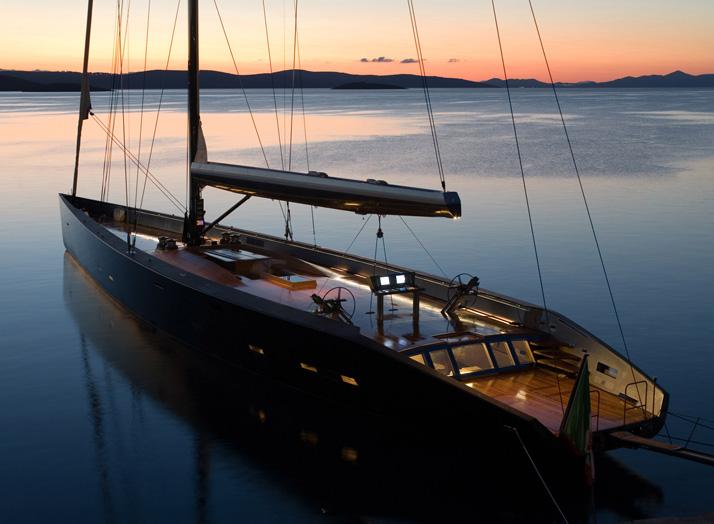 021 Wally Esense Mega Yacht